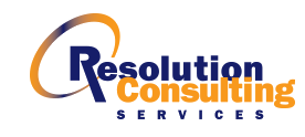 Resolution Consulting Services